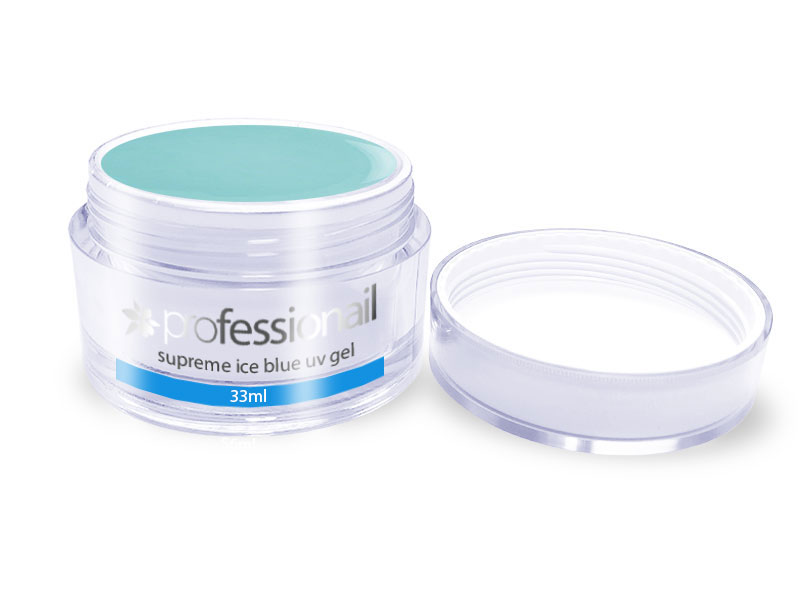 UV Gél jednofázový ICE BLUE 33ml Professionail PREMIUM