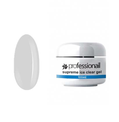 UV Gél jednofázový ICE CLEAR 100ml Professionail PREMIUM