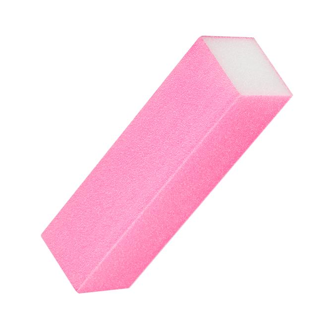 Brúsny blok na nechty Neonail® ružový
